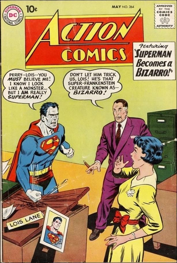 Action Comics (1938) 264-A by DC