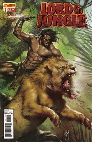 Lord of the Jungle 1-D