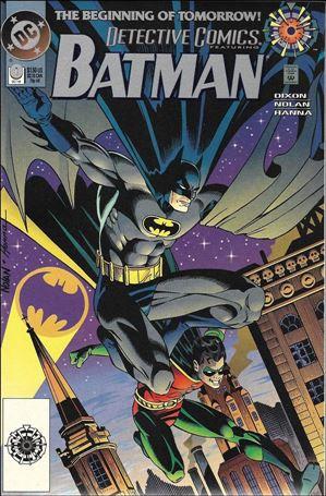 Detective Comics (1937) 0-B