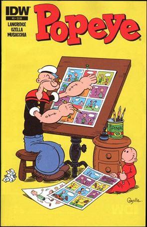 Popeye (2012) 5-A