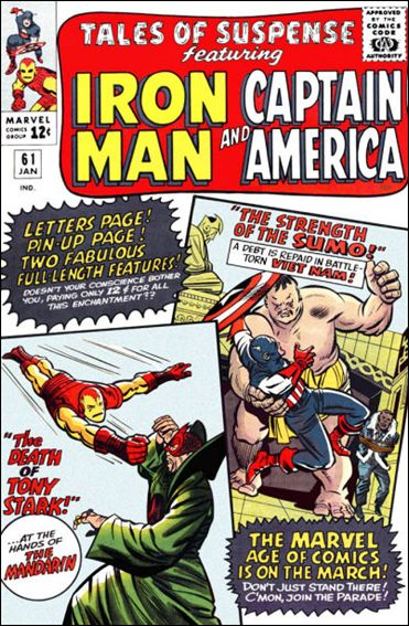 Tales of Suspense (1959) 61-A by Marvel