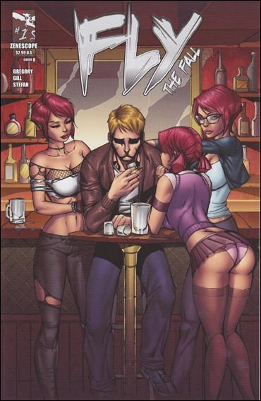 Fly: The Fall 1-B by Zenescope Entertainment