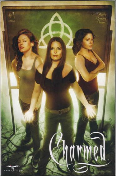 Charmed 1-E by Zenescope Entertainment