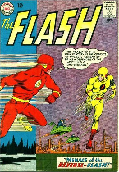 Flash (1959) 139-A by DC