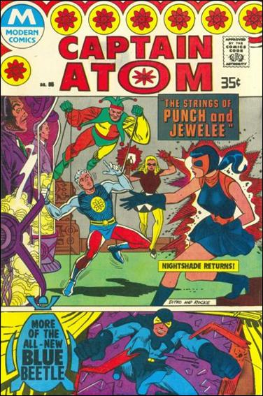 Captain Atom (1965) 85-B by Charlton