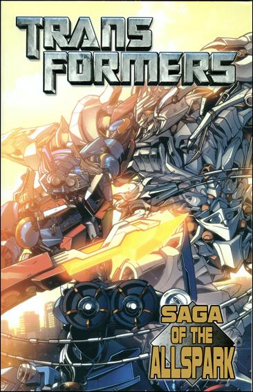 Transformers Movie Prequel: Saga of the Allspark nn-A by IDW
