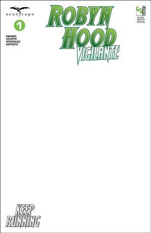 Robyn Hood: Vigilante 1-F