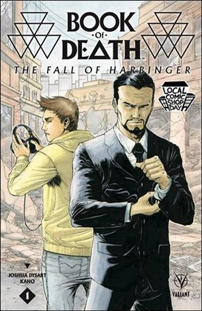 Book of Death: Fall of Harbinger 1-F