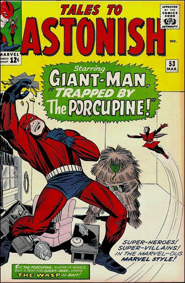 Tales to Astonish (1959) 53-A by Marvel