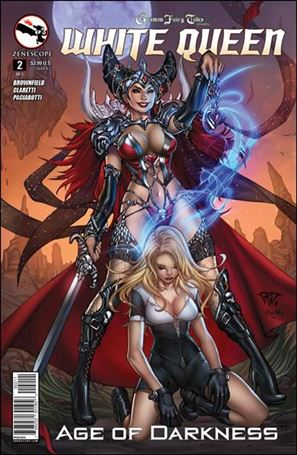 Grimm Fairy Tales Presents White Queen 2-A