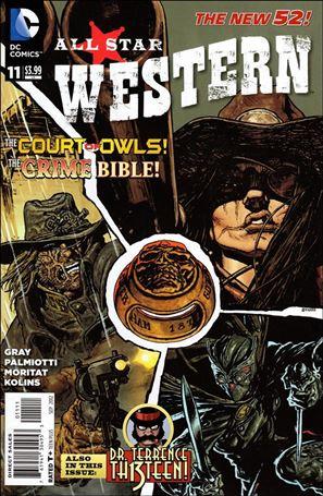 All Star Western (2011) 11-A