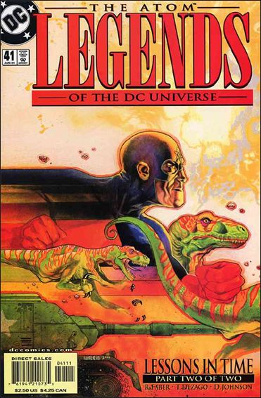 Legends of the DC Universe 41-A by DC