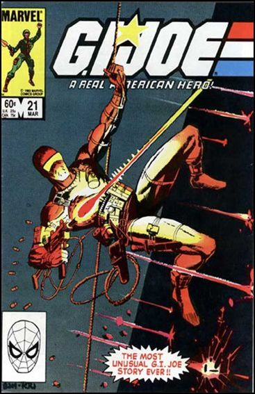 G.I. Joe: A Real American Hero 21-C by IDW