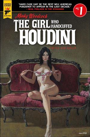 Minky Woodcock: The Girl Who Handcuffed Houdini 1-B