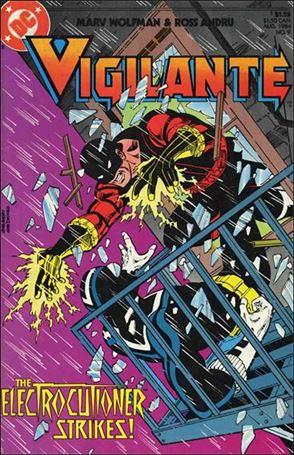 Vigilante (1983) 9-A