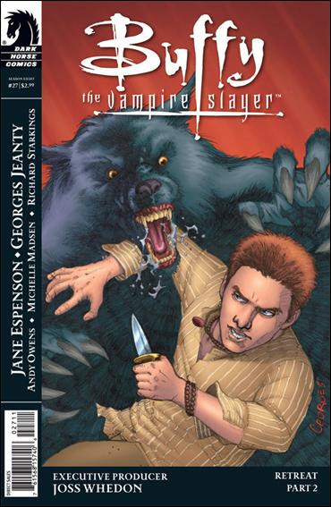 Buffy the Vampire Slayer Season Eight 27-B by Dark Horse