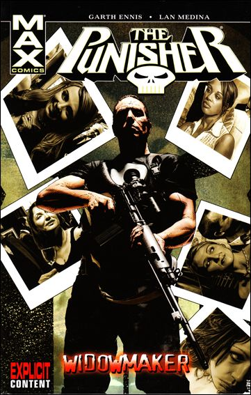 Punisher (2004) 8-A by Max