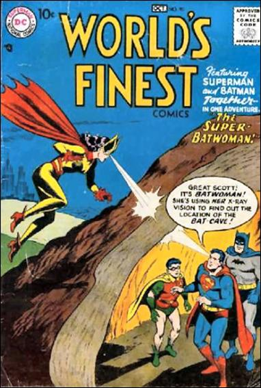 World's Finest Comics 90-A by DC