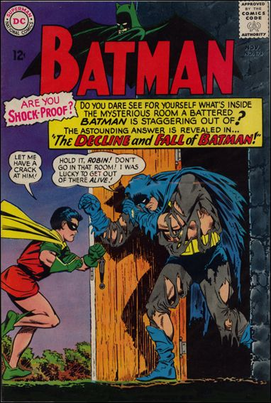 Batman (1940) 175-A by DC