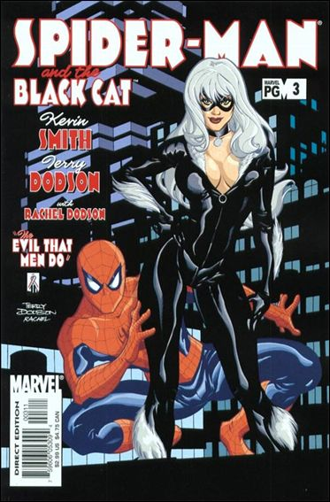 Spider-Man/Black Cat: The Evil that Men Do 3-A by Marvel