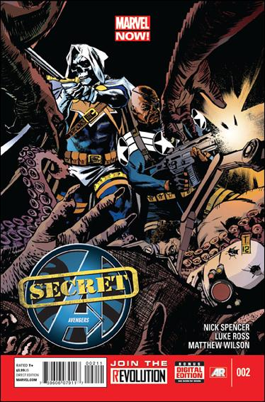 Secret Avengers (2013) 2-A by Marvel