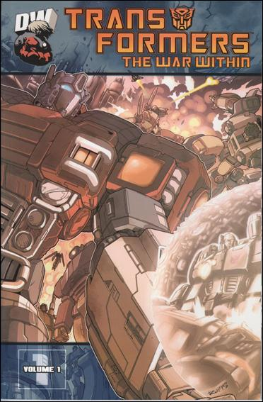 Transformers: The War Within 1-A by Dreamwave