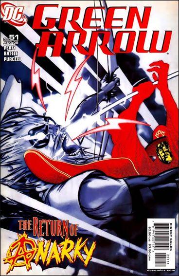 Green Arrow (2001) 51-A by DC