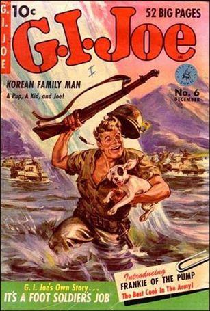G.I. Joe (1951) 6-A