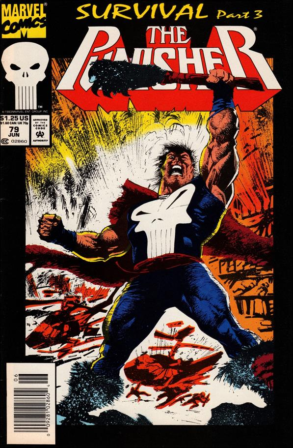 Punisher (1987) 79-A by Marvel