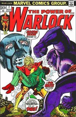 Warlock (1972) 7-A