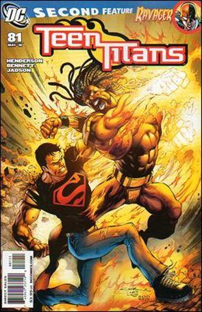 Teen Titans (2003) 81-A