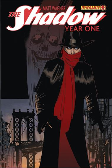 Shadow Year One 4-F by Dynamite Entertainment