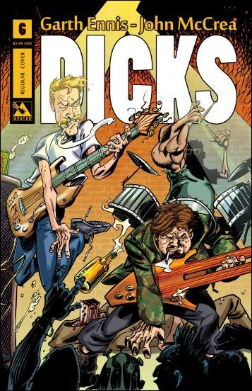 Dicks (2012) 6-A by Avatar Press