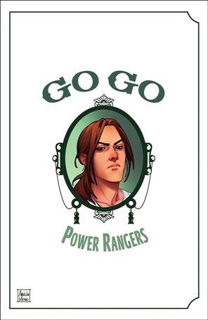 Saban's Go Go Power Rangers 27-D