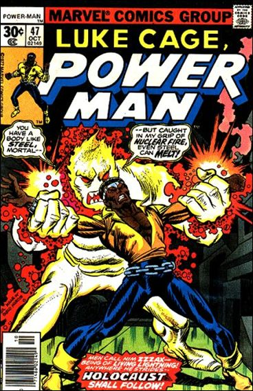 Power Man 47-A by Marvel