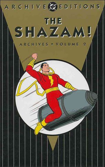 Shazam! Archives 2-A by DC