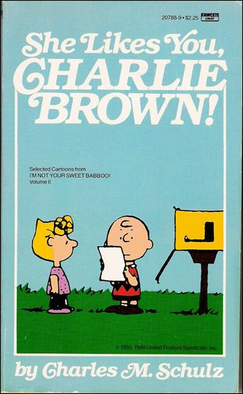 She Likes You, Charlie Brown! 1-A by Fawcett