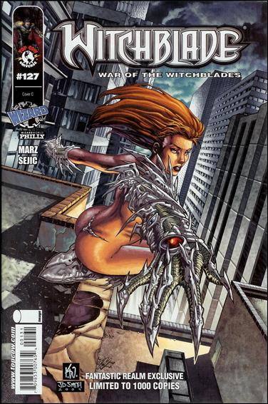 Witchblade 127-C by Top Cow