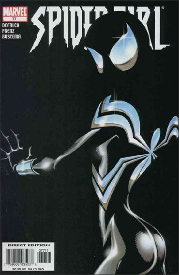 Spider-Girl (1998) 77-A by Marvel