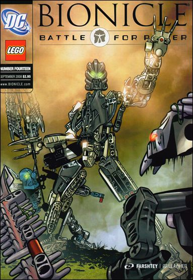 Bionicle: Battle For Power 14-A by DC