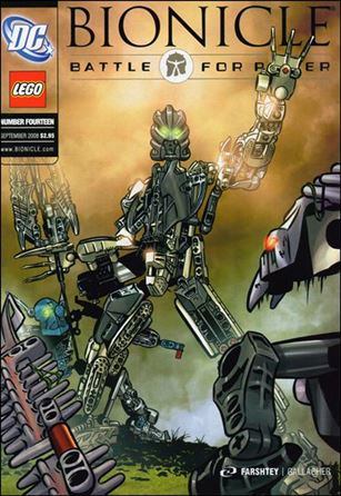 Bionicle: Battle For Power 14-A