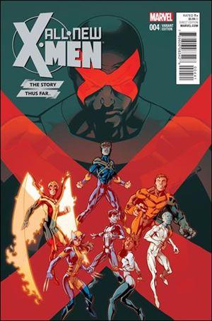 All-New X-Men (2016) 4-C