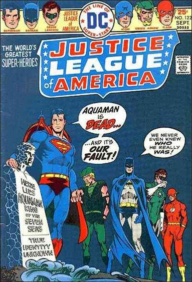 Justice League of America (1960) 122-A by DC