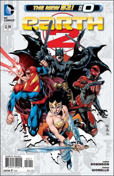 Earth 2 0-A by DC