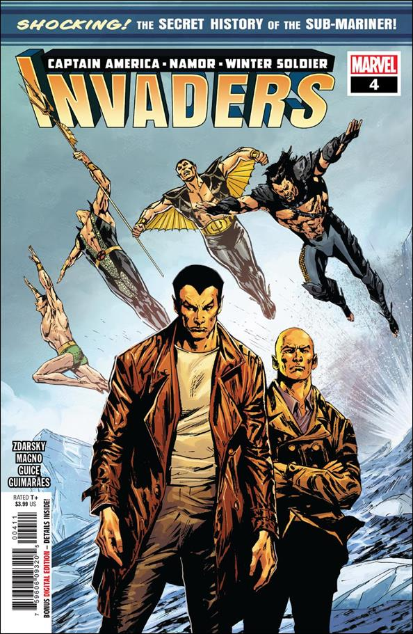 Invaders (2019) 4-A by Marvel