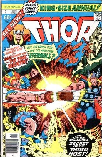 Thor Annual  7-A by Marvel