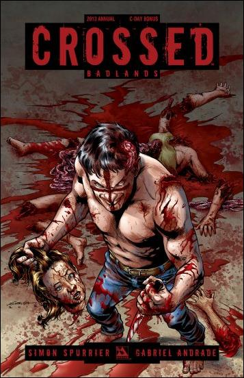 Crossed Annual 2013-G by Avatar Press