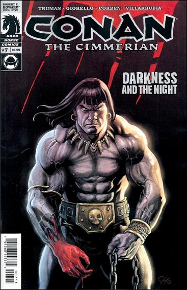 Conan the Cimmerian 7-A by Dark Horse