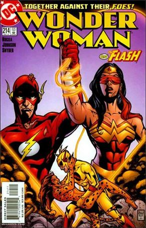 Wonder Woman (1987) 214-A