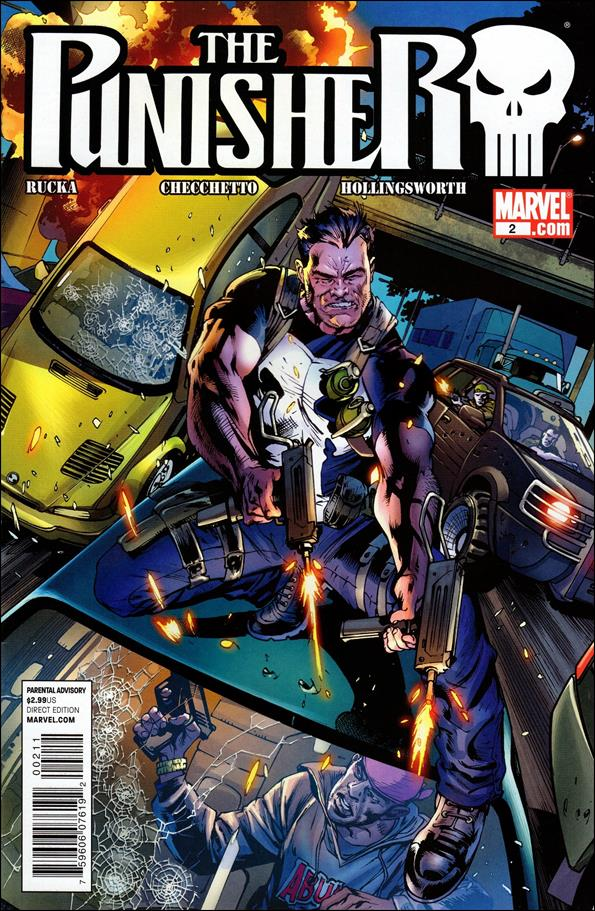 Punisher (2011) 2-A by Marvel
